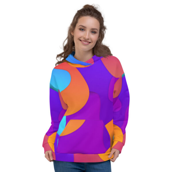 Color Layer Hoodie
