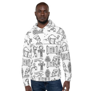 Egypt Ancient Culture Hoodie