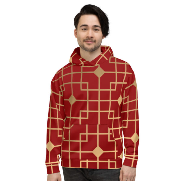 Chinese Gold Hoodie