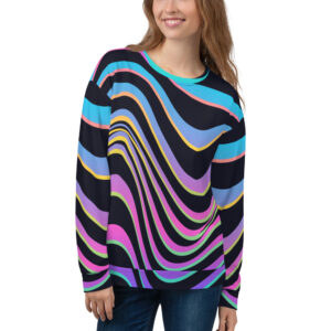 Colour Wave Sweatshirt