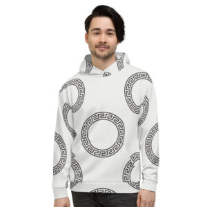 Greek Ornament Hoodie