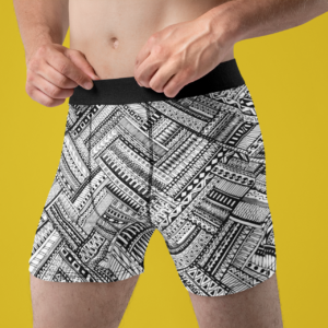 All-Over Print Boxer Briefs